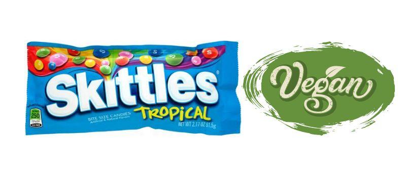 Skittles Vegan