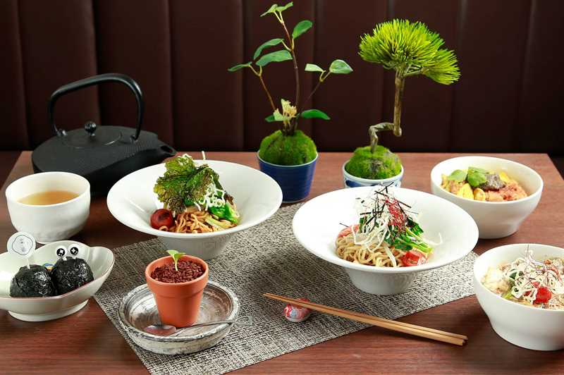 Japanese 5 star vegan restaurants