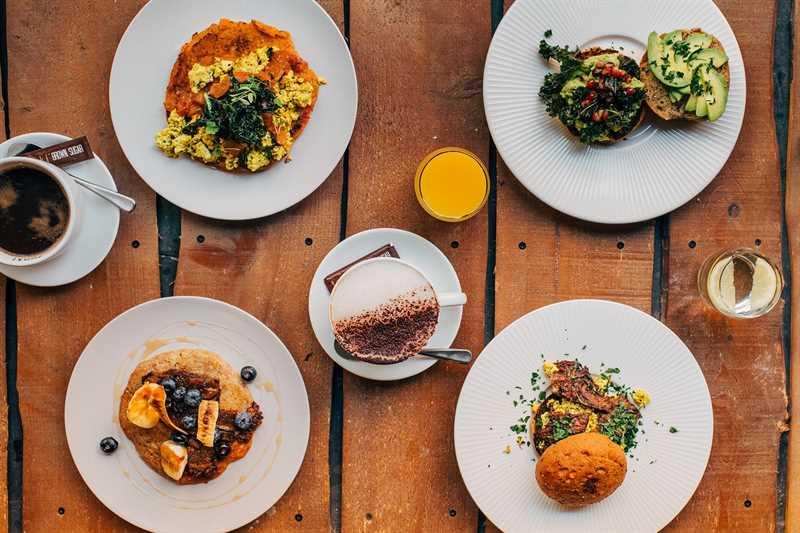 Manchester 5 star vegan restaurants