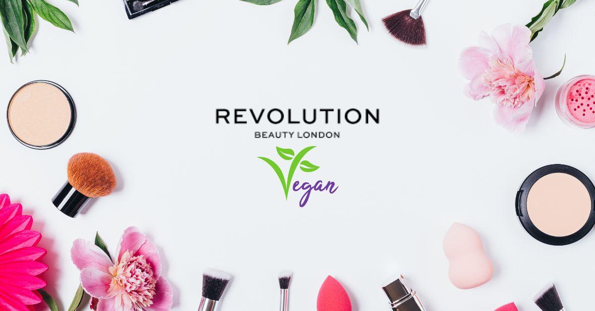 Is Makeup Revolution Vegan Brand