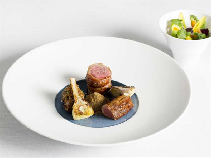 5 star vegan restaurants London