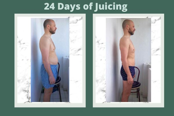 Juice Cleanse Results