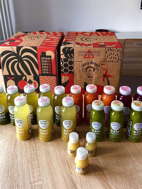 How To Juice Cleanse For Beginners: Supplies