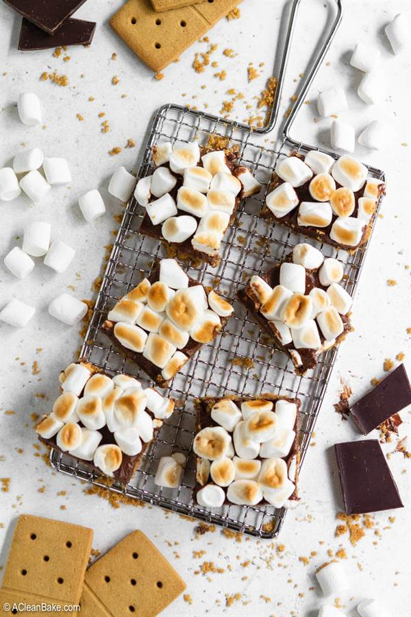 Vegan Smores Recipes with Marshmallows