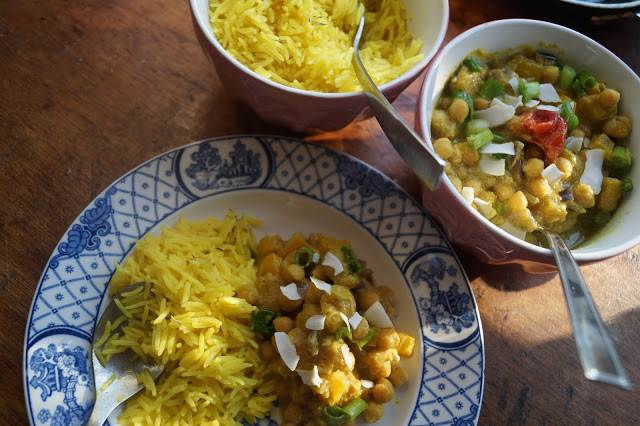 Nigerian Vegan Plantain Curry Recipes