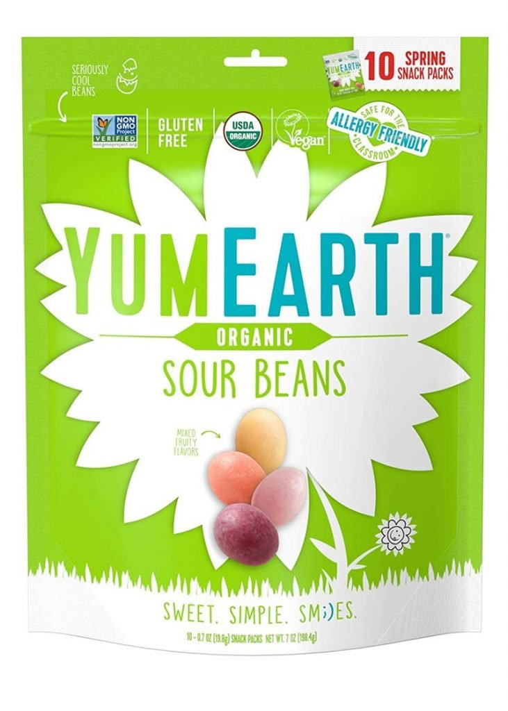 Yum Earth Sour Beans