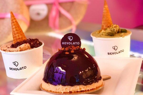 Revolato Bucharest Cakes