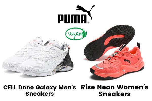 vegan puma sneakers