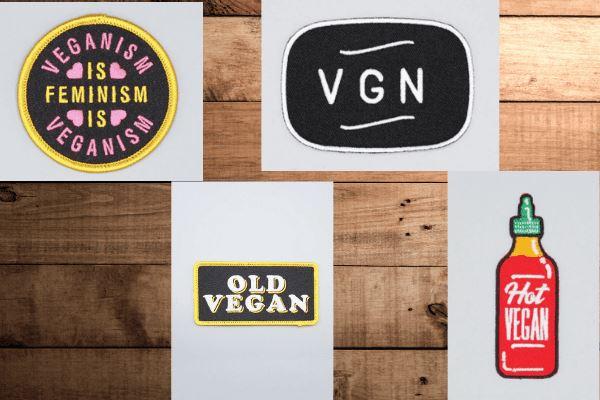 Vegan Patch Range