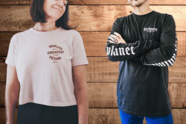 Herbivore Clothing Company Short Sleeve T-Shirts