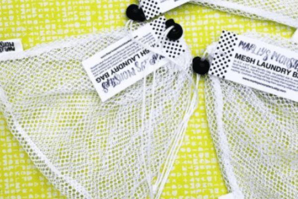 Herbivore Clothing Company Vegan Reusable Laundry Bag