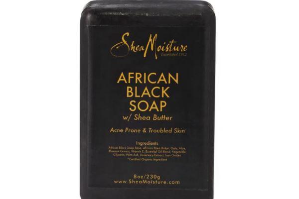 Shea Moisture Black African Soap