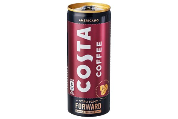 Is Costa Coffee Ready-to-Drink Americano Vegan?