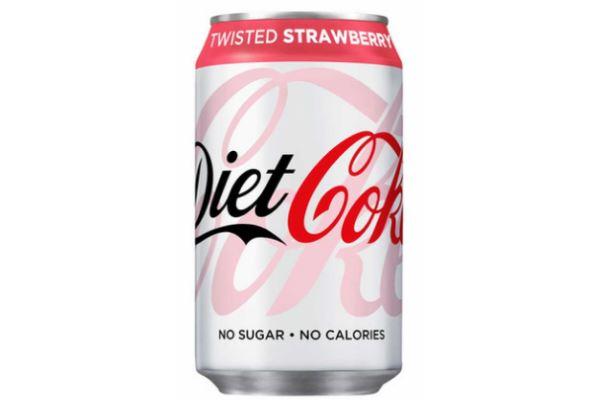 Is Diet Coke Twisted Strawberry Vegan?