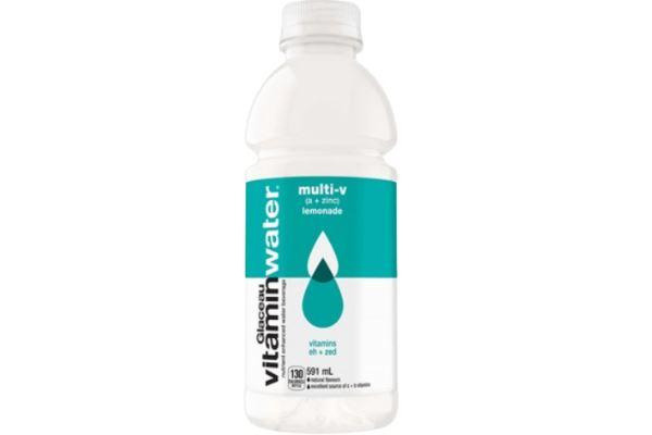 Is Glaceau Vitaminwater Zero Sunshine and Multi V Vegan?