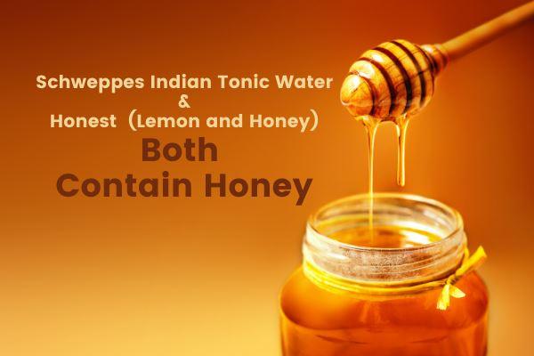 Schweppes Drinks Vegan Honey