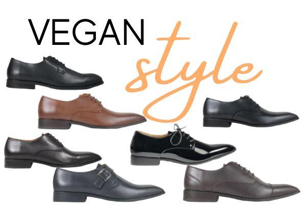Best Vegan Men's Dress Shoes Black Shoes