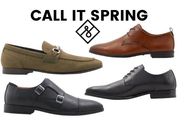 Best Vegan Men's Dress Shoes Call It Spring