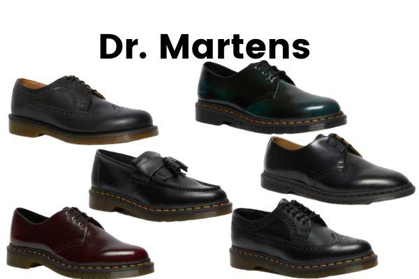 Best Vegan Men's Dress Shoes Dr Martens