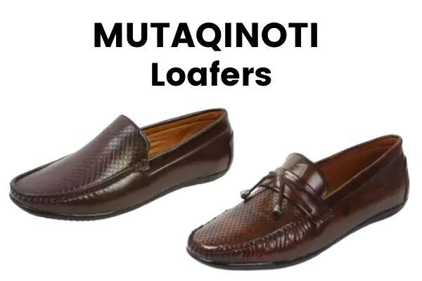 Best Vegan Men's Dress Shoes Mutaqinoti Loafers