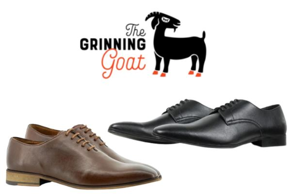Best Vegan Men's Dress Shoes The Grinning Goat