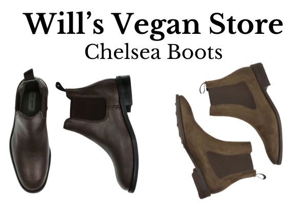Best Vegan Men's Dress Shoes Will's Vegan Store Chelsea Boots