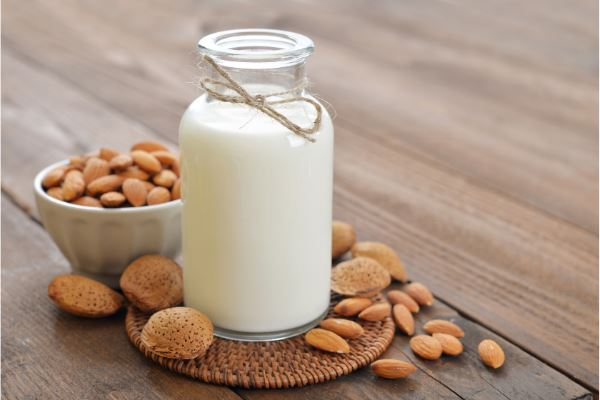 The Ultimate Guide to Vegan Passover Recipes almond milk