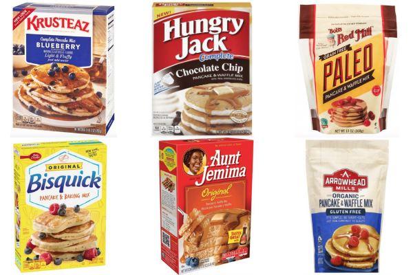 vegan chocolate chip pancakes vegan pancake mixes