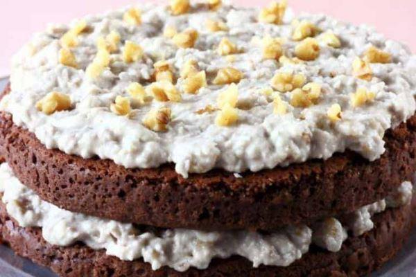 Vegan and Gluten-free German Chocolate Cake