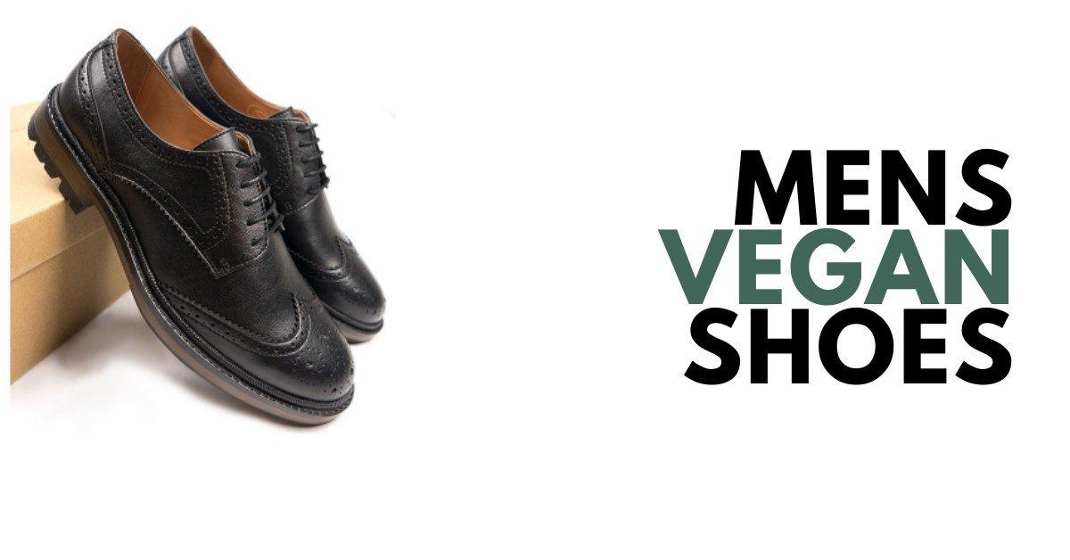 best vegan mens shoes
